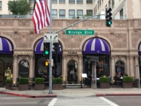 Pretty Woman hotel....aka Beverly Wilshire