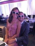 And enjoying our sunglasses at night