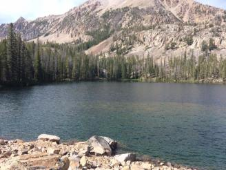 Sliderock Lake