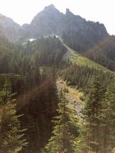 Peekaboo views