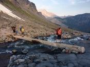 Creek crossings