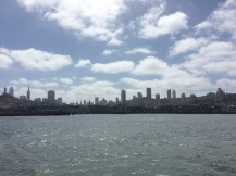 San Francisco by boat
