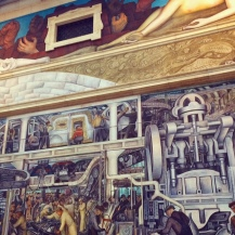 Diego Rivera's murals are so well done