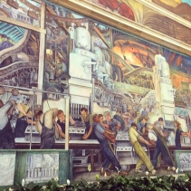 More of those murals