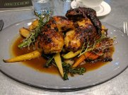 If you order chicken in the restaurant it best be tasting like this one!