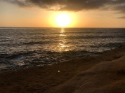 Sunset from Sunset Cliffs