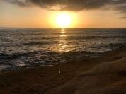 Sunset from Sunset Cliffs