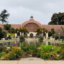 Balboa Park botanical garens