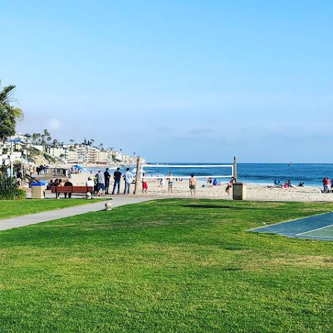 And the main Laguna Beach park