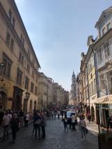 Quaint streets