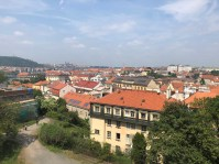 Views from the other castle