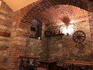 Cellar dining