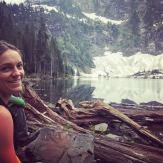 Me at Lake Twenty-Two