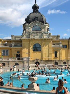 The Szechnyi Baths