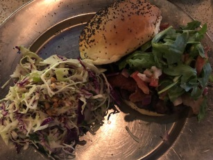 Chelsea's burger
