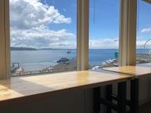 Countertop view