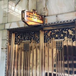 Old school elevators