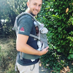 Walks in the Ergo Baby